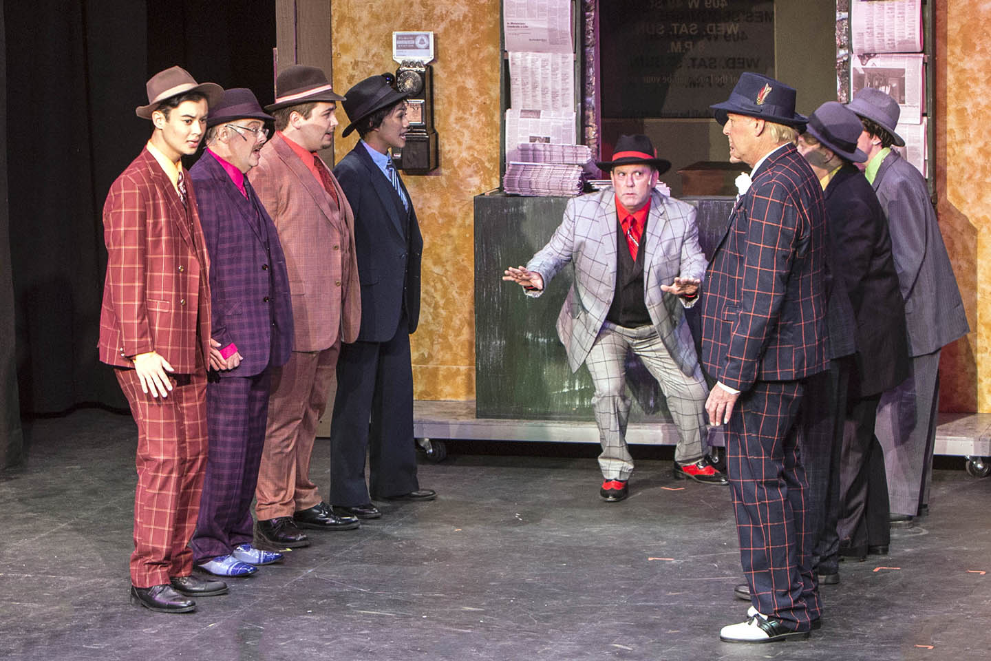 Image result for SVCT Guys and Dolls\